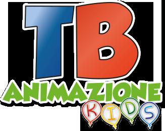 il logo di TB Animazione Kids