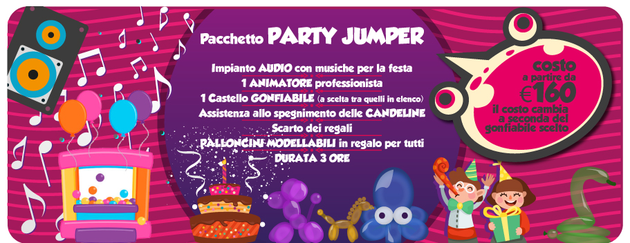 party-jumper